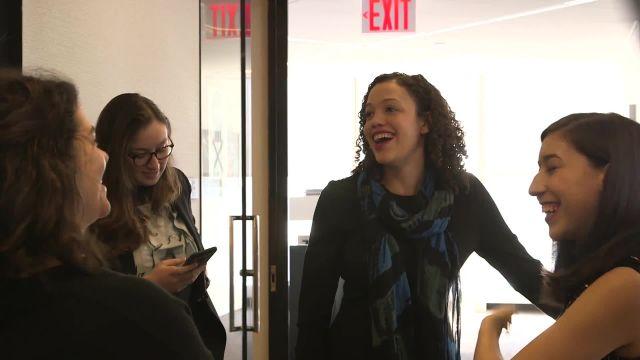 CNE Video | Glamour Staffers Get Pranked