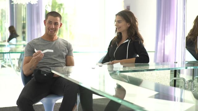 CNE Video | Nick Jonas and Emily Ratajkowski Answer Annoying Questions About Themselves