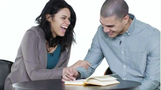CNE Video | Guys Read Their Girlfriends' Old Grade School Diaries: Justina & Sly