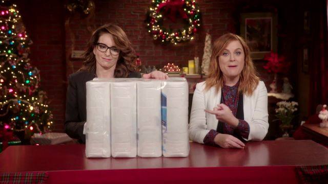 CNE Video | Genius Gift Ideas With Tina Fey and Amy Poehler: Gifts You Really Want