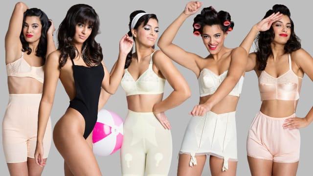 CNE Video | The Evolution of Women's Underwear