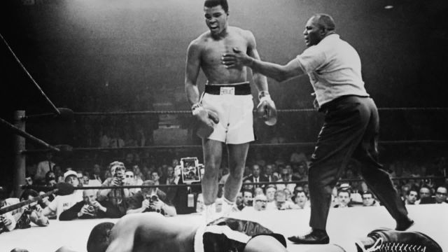 CNE Video | America's Olympians Quote Muhammad Ali