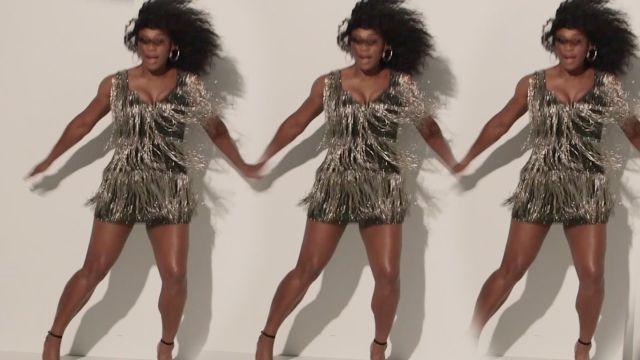 CNE Video | Watch Serena Williams Dance Like Tina Turner