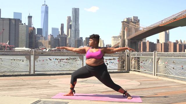 CNE Video | Body Activist and Yoga Instructor Jessamyn Stanley on Defying Yoga Stereotypes