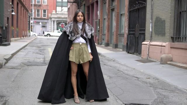 """CNE Video   I Tried """"Game of Thrones"""" Clothing IRL"""