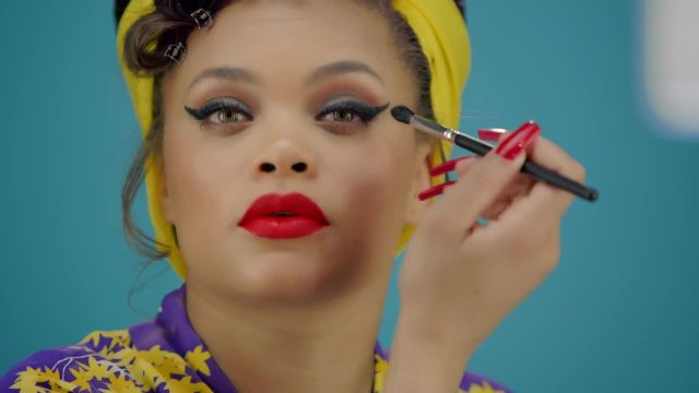 "CNE Video | Andra Day's Mirror Monologue, Brought to You by COVERGIRL: ""I Always Feel Beautiful"""