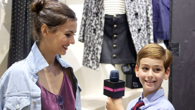 CNE Video | A Fifth Grader Goes to New York Fashion Week
