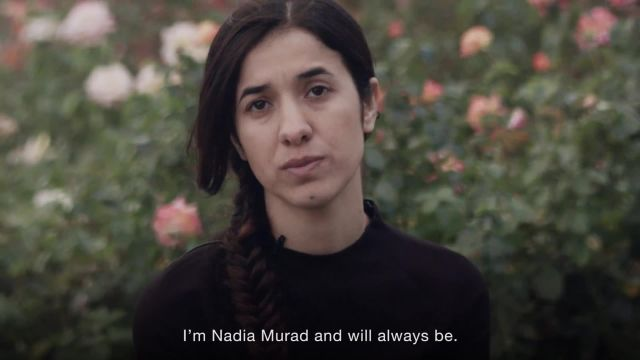 CNE Video   Nadia Murad Escaped ISIS; Now She Refuses to Be Silenced