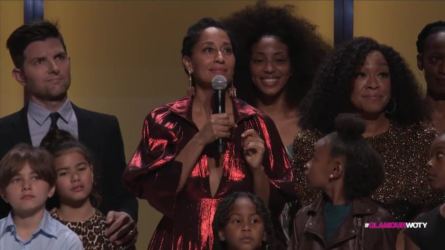 CNE Video | Tracee Ellis Ross, Lena Dunham and More Have a Message of Thanks for Hillary Clinton