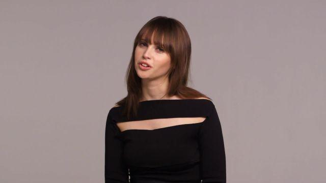 CNE Video | Felicity Jones Reveals Star Wars Characters' Senior Superlatives