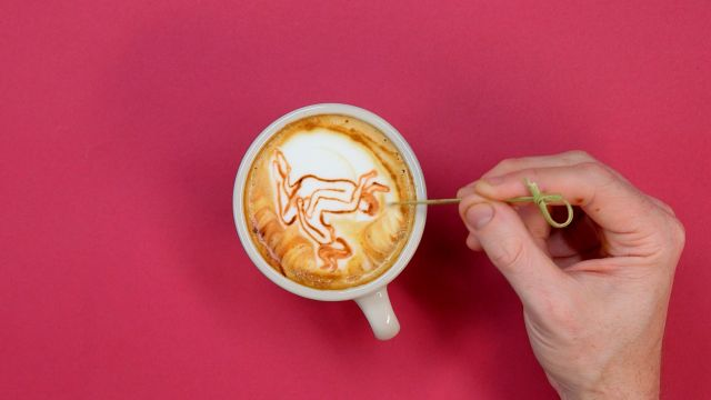CNE Video | The 7 Best Postions for Women to Achieve Orgasm, Illustrated in Latte Art