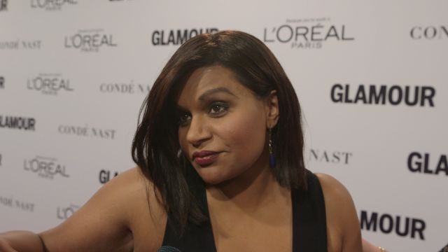 CNE Video | Mindy Kaling Wants to Smoke Weed With Rihanna