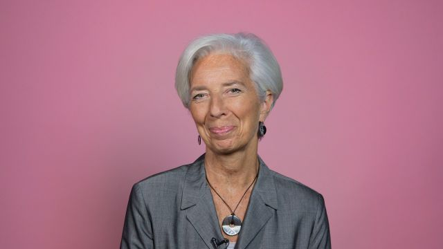 CNE Video | Christine Lagarde Reveals Her Worst Subject in School