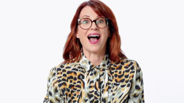 CNE Video | Megan Mullally Reacts to Old-Fashioned Sex Advice