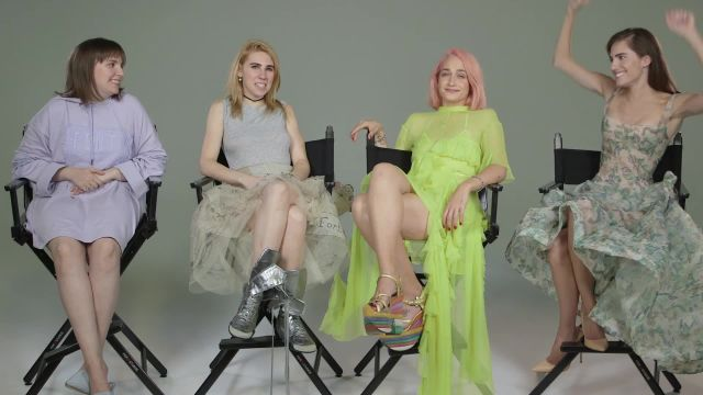"CNE Video | How Well Does the Cast of ""Girls"" Really Know Each Other?"