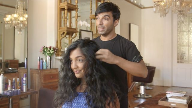 CNE Video | Curl Long Thick Hair For Sexy Beach Waves