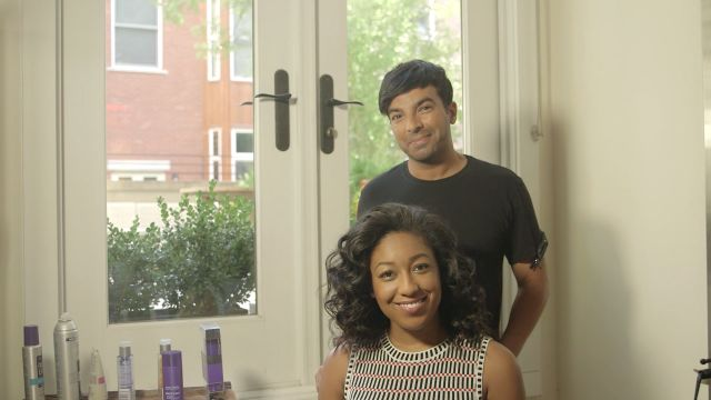 CNE Video | Curl Course Hair For Those Sexy Beach Waves