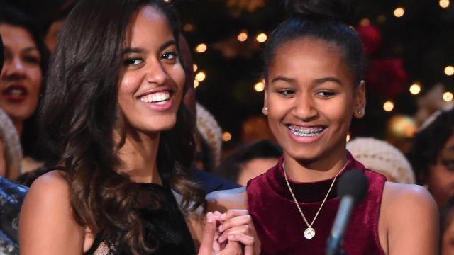 CNE Video | 12 Times Sasha and Malia Obama Stole Our Hearts
