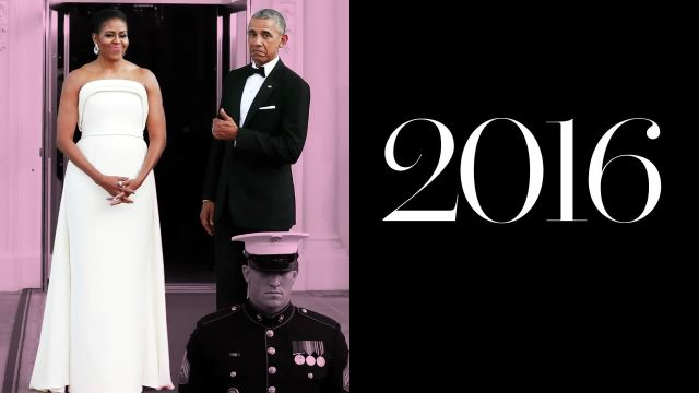 CNE Video | 29 of Our Favorite Michelle Obama Fashion Moments From the Last 8 Years