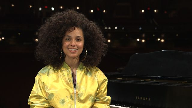 CNE Video | Alicia Keys on Why Every Song Is a Love Song