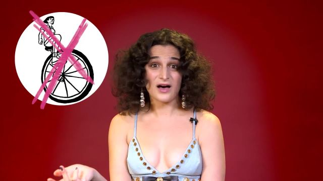 "CNE Video | Jenny Slate Weighs In on the Humble Brag, Prince Albert Piercings, and the Word ""Yass"""
