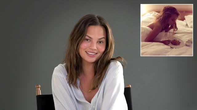 CNE Video | Chrissy Teigen Takes Us Behind the Scenes of Her Favorite Instagram Shots