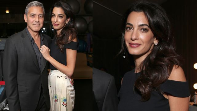 CNE Video | Amal Clooney's Amazing Pregnancy Style
