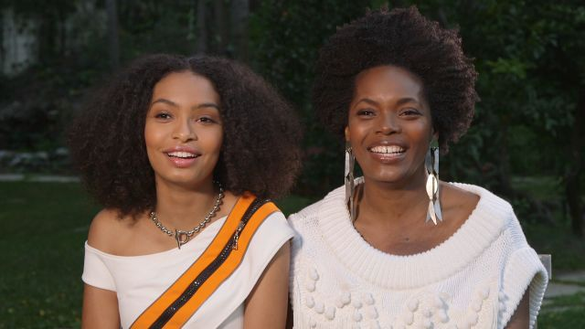 "CNE Video | Yara Shahidi on How Her Mom Has Always Taught Her to ""Own Your Space"""