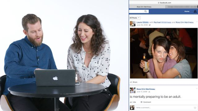 CNE Video | Couples Review Each Other's First Year on Facebook: Patrick & Ross