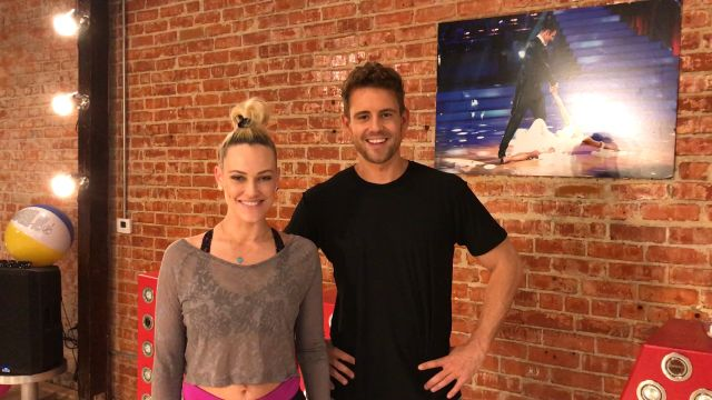 CNE Video | Watch Nick Viall Do the Disgusted Tango and More in a Game of Dance Charades