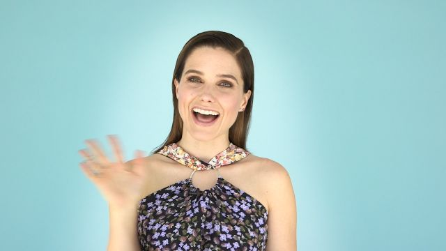 CNE Video | Sophia Bush Sounds Off on the Tampon Tax and Protest Signs