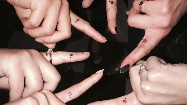 CNE Video | 12 of the Tiniest Celebrity Tattoos