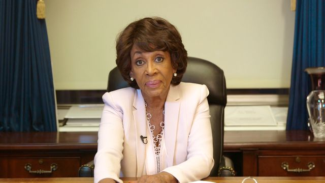 CNE Video | Congresswoman Maxine Waters Corrects President Trump's Tweets