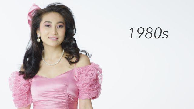 CNE视频|100年的伴娘礼服