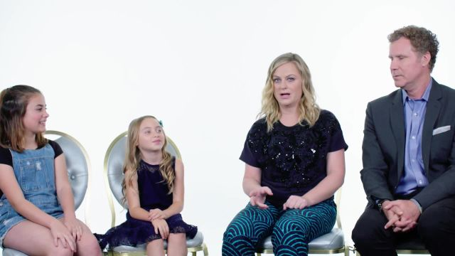 CNE Video | Will Ferrell and Amy Poehler Get Interviewed by Kids