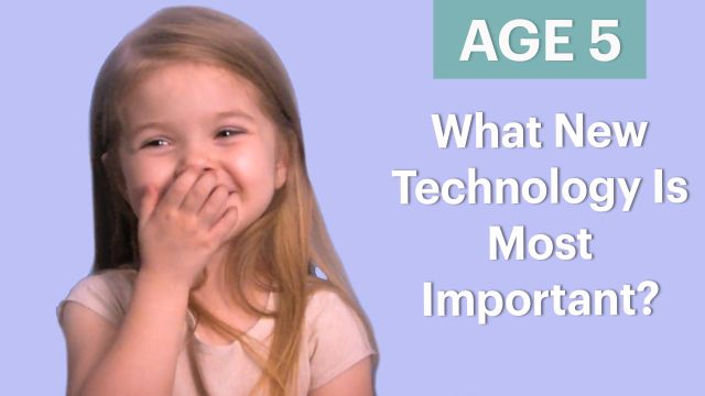 CNE Video | 70 People Ages 5-75 Answer: What New Technology Is Most Important?