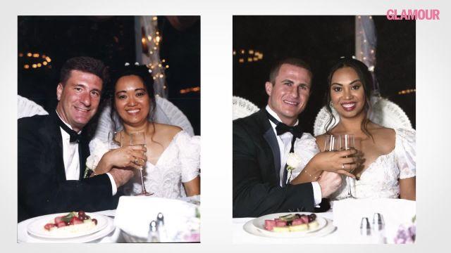 CNE Video | Newlyweds Recreate Their Parents' Wedding Photos
