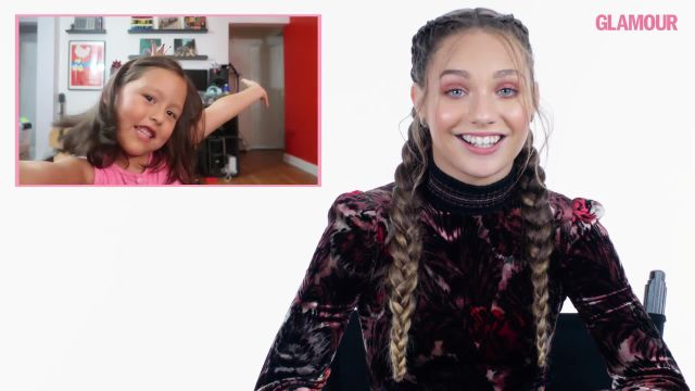 CNE Video | Maddie Ziegler Gives Little Girls Advice on Beauty, Friendship, and Confidence
