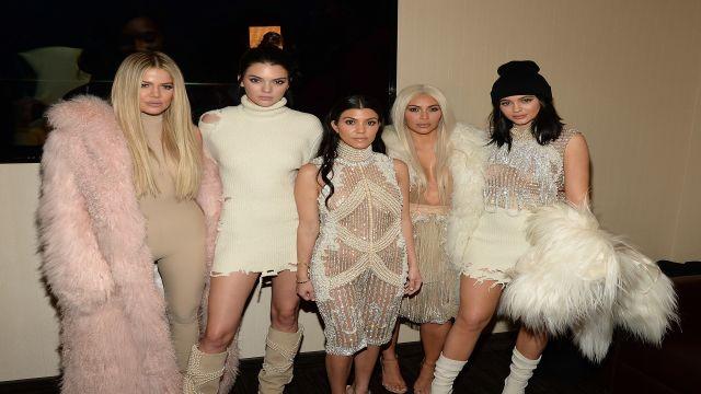 CNE Video | The Kardashians 2007 Vs. 2017