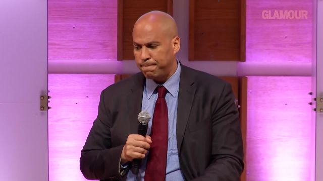 "CNE Video | Senator Cory Booker On Harvey Weinstein: ""So Reprehensible"""