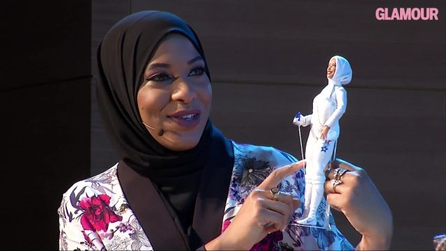 CNE Video | Ibtihaj Muhammad is The First Hijab-Wearing Barbie