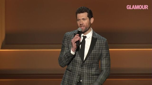 CNE Video | Billy Eichner Opens Up The 2017 Glamour WOTY Awards