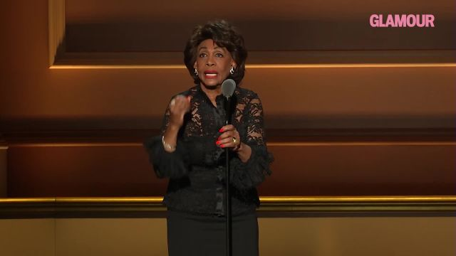 CNE Video | Maxine Waters Claims Her Throne at Women of the Year