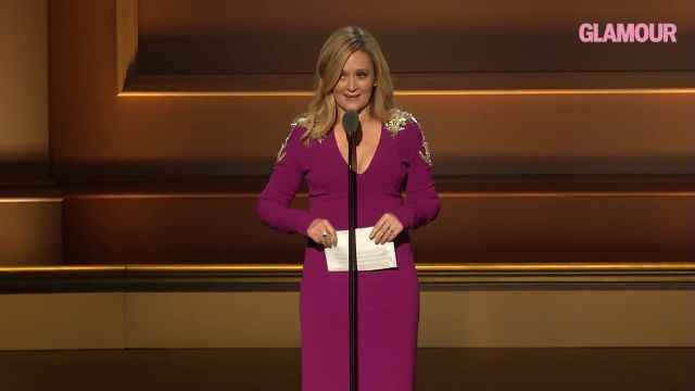 "CNE Video | Samantha Bee Is ""Humbled"" By Her Woman of the Year Award"