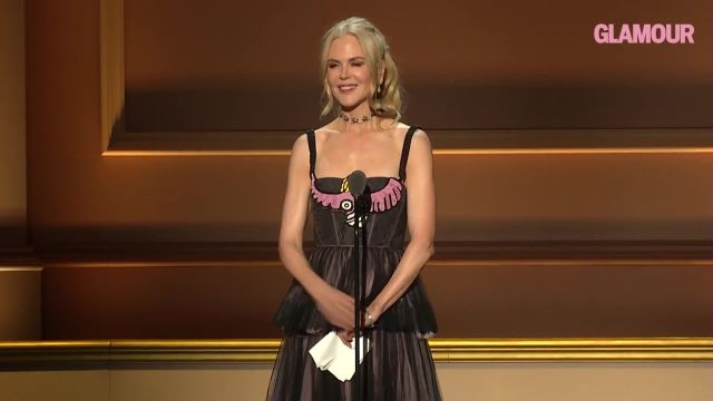 CNE Video | Nicole Kidman Accepts Her WOTY Award