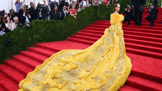 CNE Video | 22 Times Rihanna Looked Like A Princess