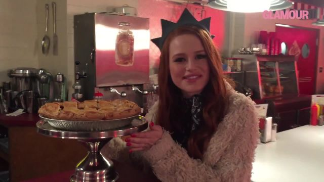 CNE Video | Watch Madelaine Petsch Give A Tour of the Riverdale Set