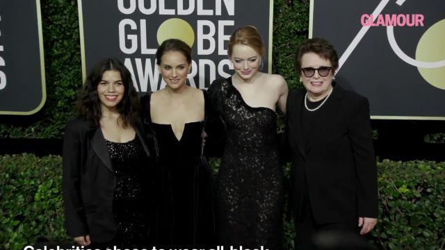 CNE Video | The 2018 Golden Globe Red Carpet