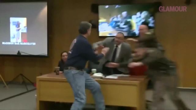 CNE Video | 'Distraught' Father Lunges at Larry Nassar in Court: 'Give Me One Minute with That Bastard