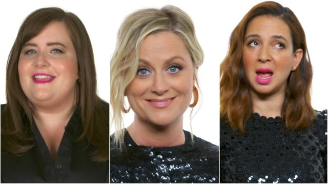 """CNE Video   The Women of SNL Give Each Other """"Senior Superlatives"""""""
